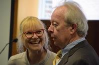 Karen Cirillo and Ed Kennedy