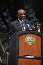 Congolese Flag Raising 6/30/18