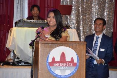 New CMAA President Vichtcha Kong