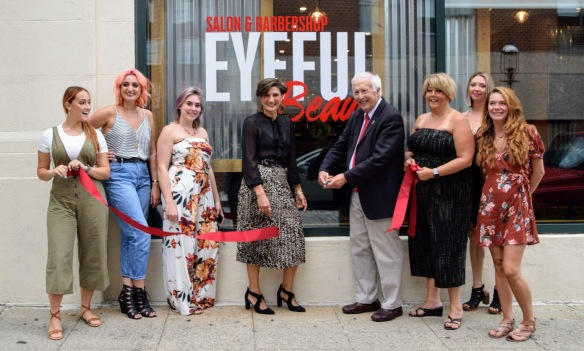 EyefulRibbonCutting